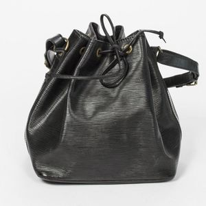 Louis Vuitton Noe PM Black EPI